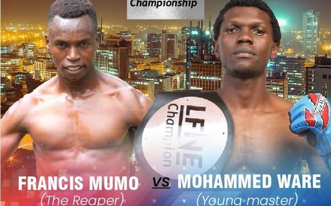 Image for LFNE Championship 4: Francis Mumo vs. Mohammed Ware Fight Preview