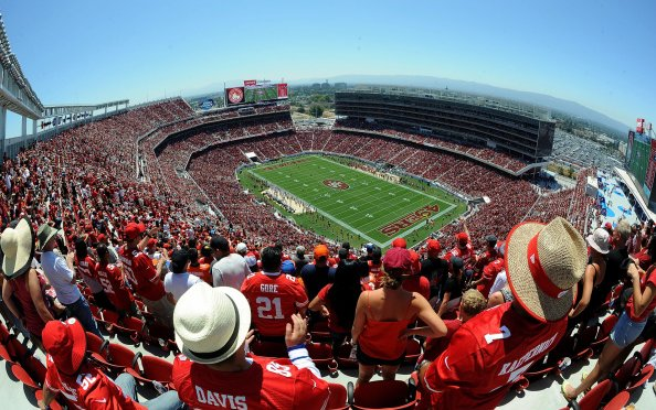 Image for A Few Things To Look For Prior To The 49ers Season
