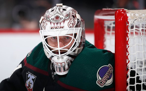 Image for Adin Hill Traded to San Jose Sharks
