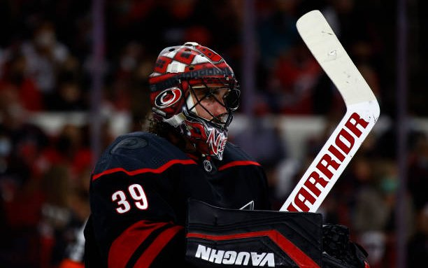 Image for BREAKING: Red Wings Acquire Nedeljkovic for Bernier, Third Rounder