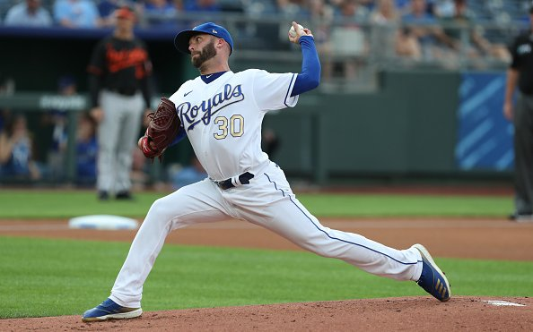 Image for Royals Ship Danny Duffy to Dodgers