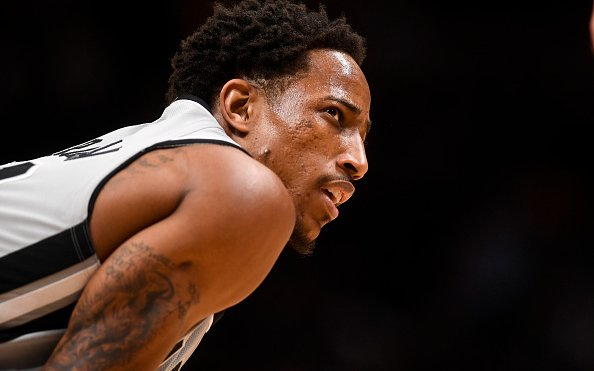 Image for Should the Lakers Sign DeMar DeRozan?