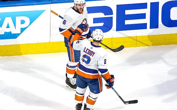 Image for Nick Leddy Traded to Detroit Red Wings