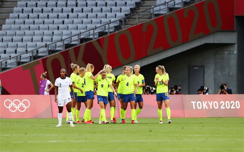Image for Olympics Women's Football Gameday 1