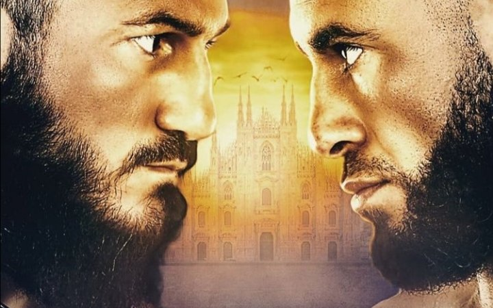 Image for BRAVE CF 52: Bad Blood in the Main Event