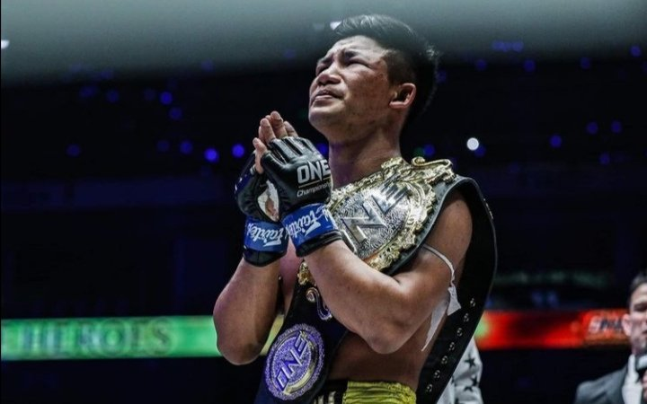Image for Interview With Rodtang Jitmuangnon, ONE FC Flyweight Muay Thai Champion