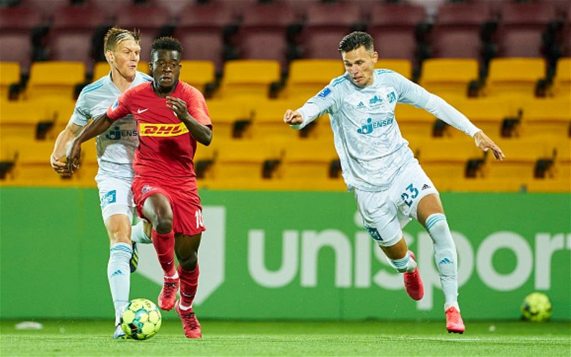 Image for Ghanaian Teenager Set for Ligue 1 Move