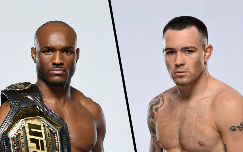 Image for Kamaru Usman vs. Colby Covington Fight Scheduled for UFC 268