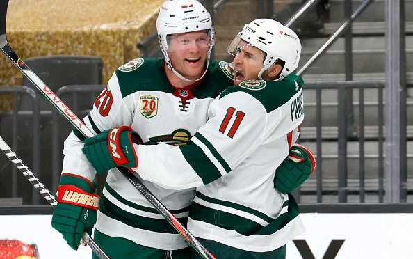Image for Ryan Suter And Zach Parise Bought Out By The Wild
