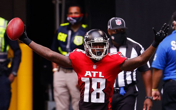 Image for Calvin Ridley Will Finish As The Number One Overall Wide Receiver in Fantasy Football