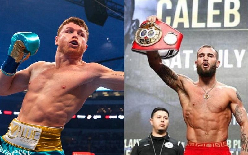 Image for Who's Caleb Plant And Why Does Canelo Alvarez Want To Fight Him So Badly?