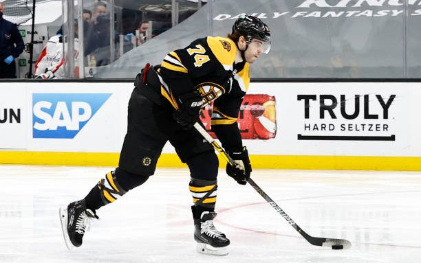 Image for Mike Reilly Resigns with the Boston Bruins