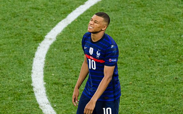 Image for France Shockingly Knocked Out of Euros as Mbappe Misses Vital Penalty