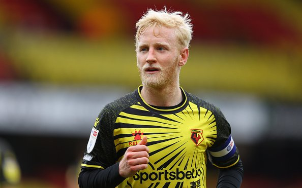 Image for How Watford can replace Will Hughes
