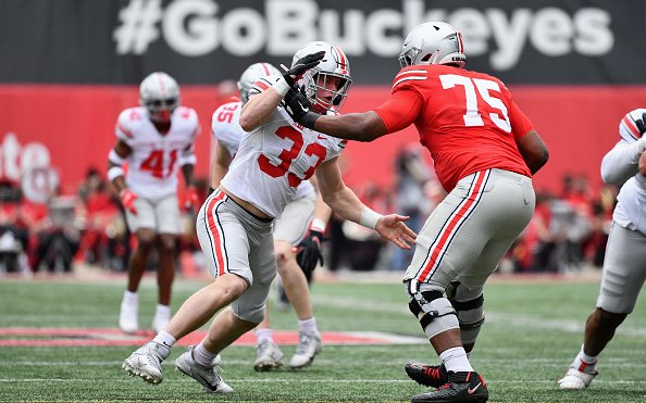 Image for Ohio State Defensive Ends Will Terrorize