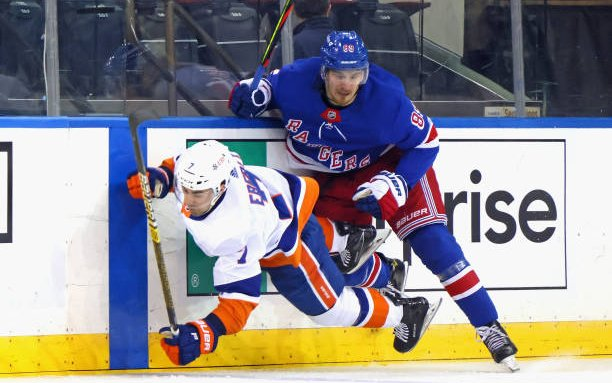 Image for Breaking: Blues Acquire Pavel Buchnevich