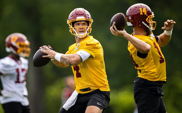 Image for Breaking Down the WFT Quarterback Competition