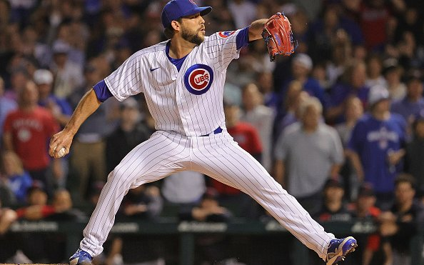 Image for MLB Breaking News: White Sox Acquire Ryan Tepera From Cubs