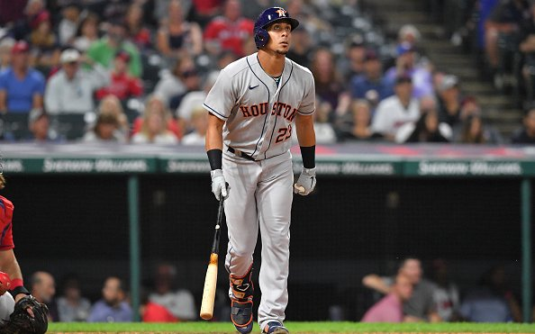 Image for Michael Brantley Gets Snubbed