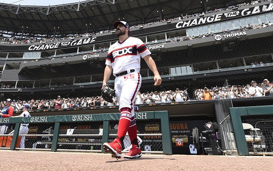 Image for White Sox Lefty Carlos Rodon: Man On A Mission