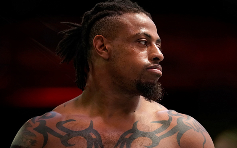 Image for Zuhosky's Take #5: Is Greg Hardy Done in the UFC?