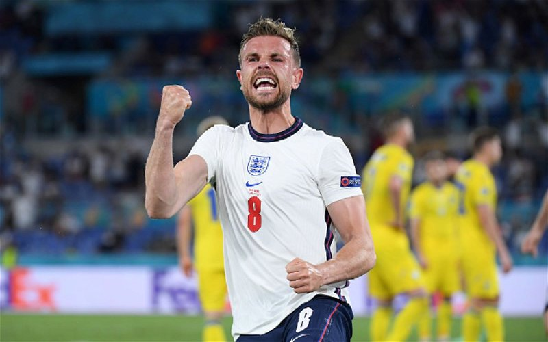 Image for Why Jordan Henderson is Hugely Underrated