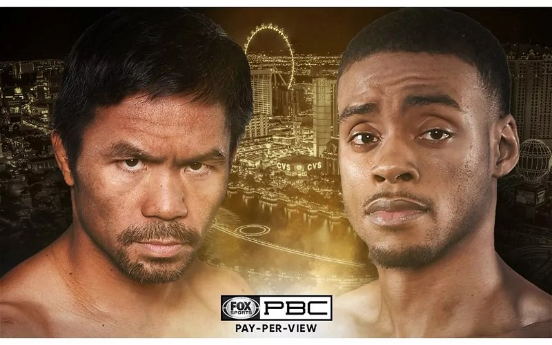 Image for Team Pacquiao's Psych Games on Errol Spence