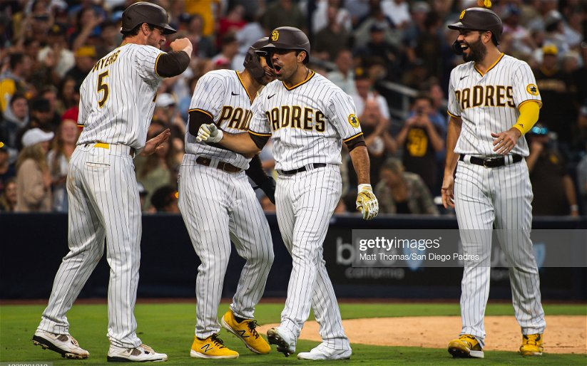 Image for Friar Faithful: Padres Rookie Makes History