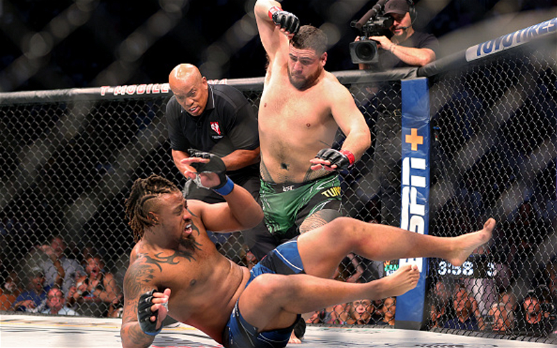 Image for UFC 264 Results and Takeaways