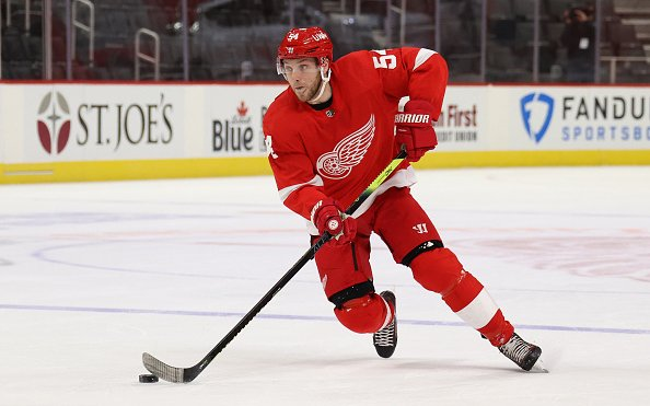 Image for Detroit Red Wings Free Agency in Review