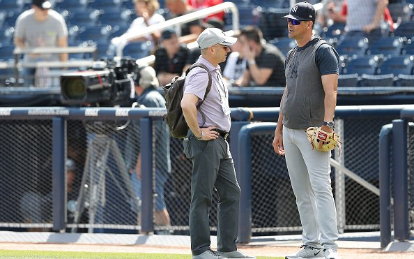 Image for Brian Cashman Is Here to Stay