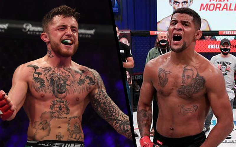 Image for Bellator Returns to Dublin, James Gallagher vs Patchy Mix Headlining the Event