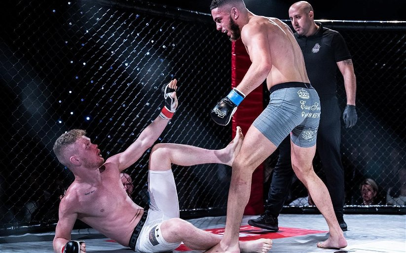 Image for Tariq Pell to Make Professional Debut in Cage Warriors