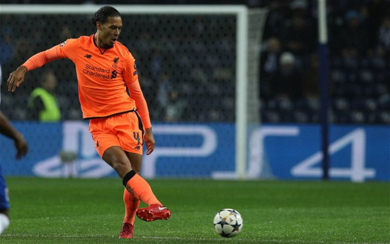 Image for Liverpool Homecoming 'Emotional and Tough' After Extended Injury Lay Off, Says Van Dijk.