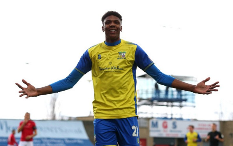 Image for Who is Manchester City Target Kyle Hudlin?
