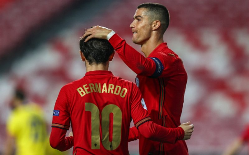 Image for Manchester City Offered Chance To Sign Ronaldo, Ole Hits Out.