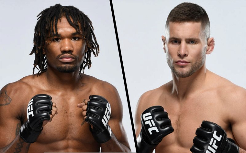 Image for UFC Vegas 35: Jamall Emmers vs Pat Sabatini Fight Preview and Breakdown