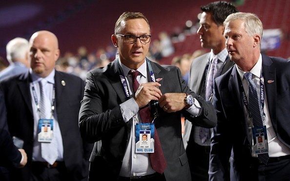 Image for Steve Yzerman and the Future of Prospects