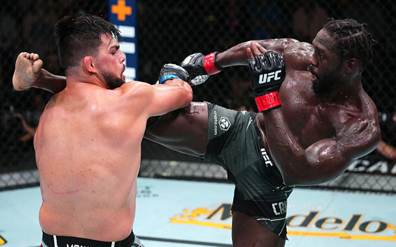 Image for UFC Vegas 34: Results, Bonuses, and Takeaways