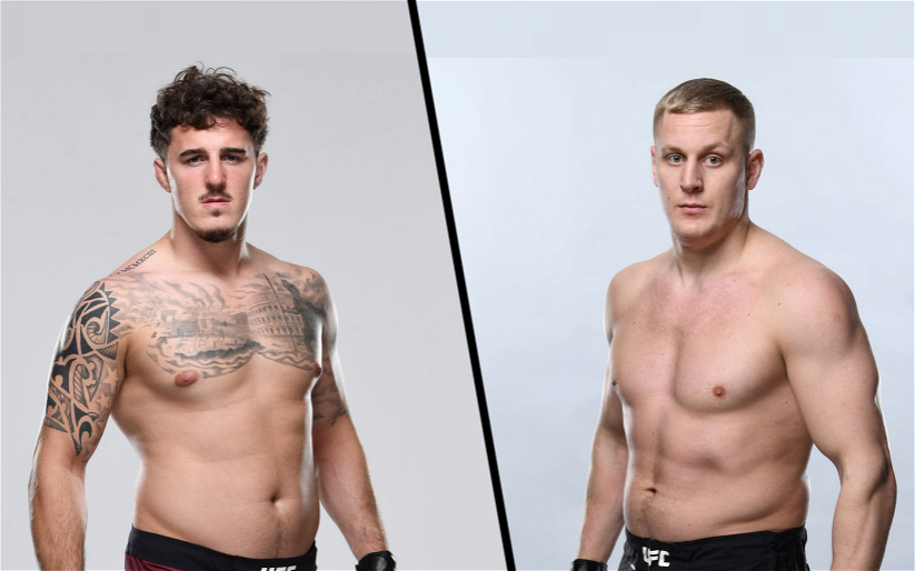 Image for Tom Aspinall vs Sergei Pavlovich Fight Announced for September 4th Event