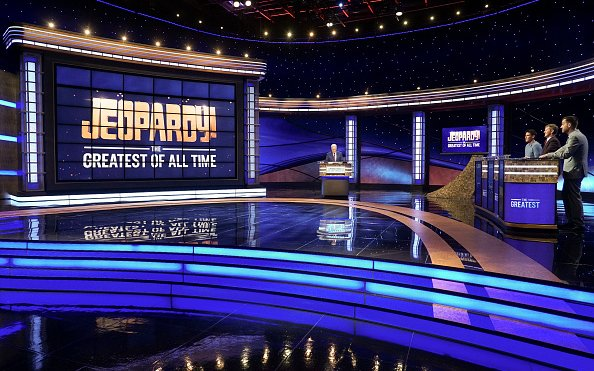 Image for The MLB Hosts of Jeopardy!