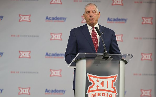 Image for SEC and Big 12 Commissioners Issue Statements on Alliance
