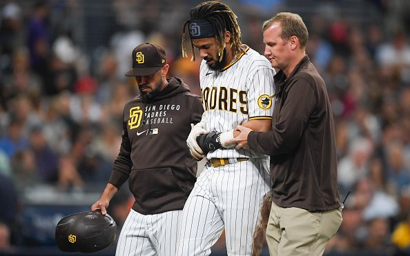 Image for Padres Division Hopes Fading