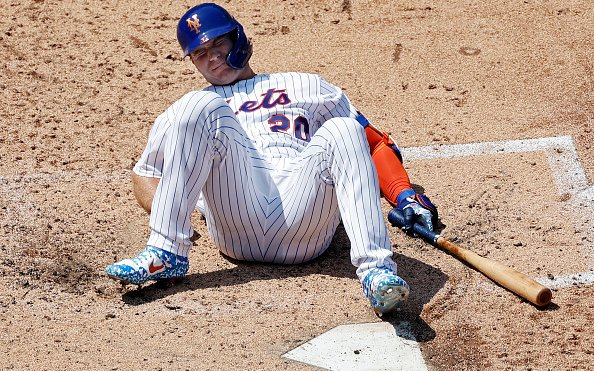 Image for The Mets: A Perfect Storm of Offensive Failures