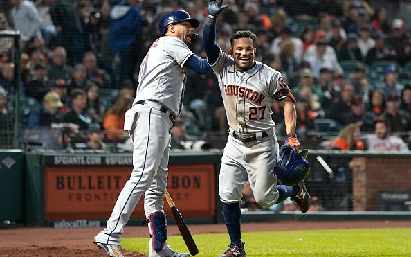 Image for Houston Astros Will Win The AL Pennant
