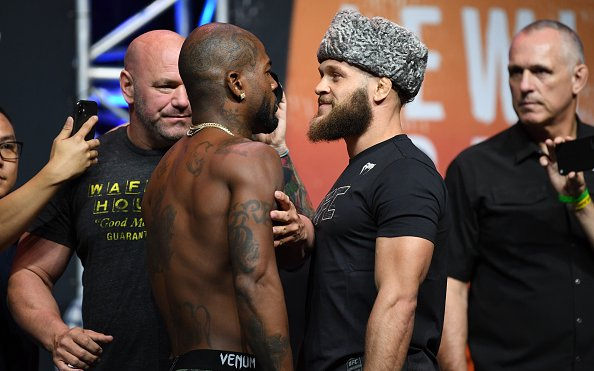 Image for UFC 265: Prelims Preview