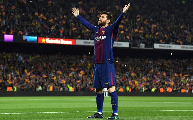 Image for What the Departure of Lionel Messi Means