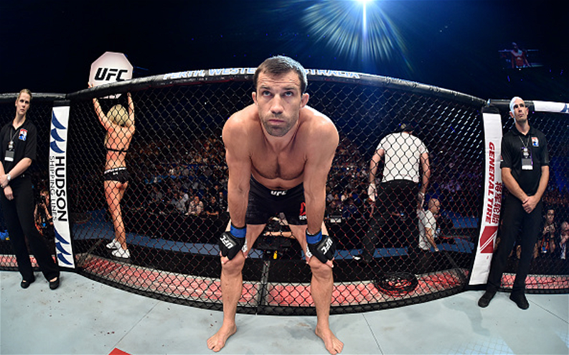 Image for Dana White Offers Luke Rockhold a Possible Opponent