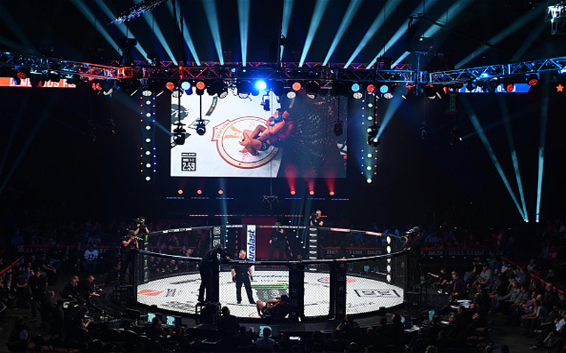 Image for MMA In the Olympics: Could It Become a Reality?