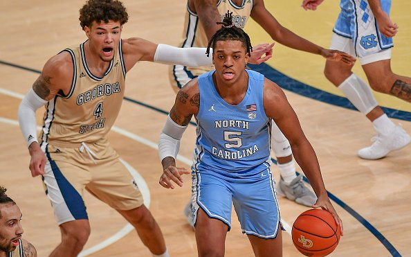 Image for North Carolina Tar Heels are Title Contenders